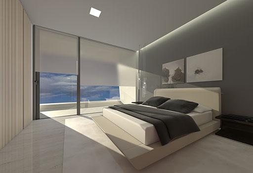 A cero presenta una propuesta de interiorismo para una - Iluminacion para techos bajos ...