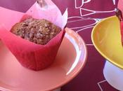 Muffins canela manzana (cerramos vacaciones)