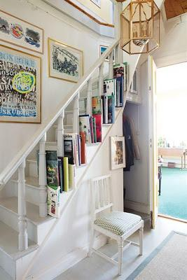 escaleras rusticas