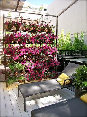 Exteriores magicos en casa decor 2013 madrid paperblog for Jardines verticales ikea