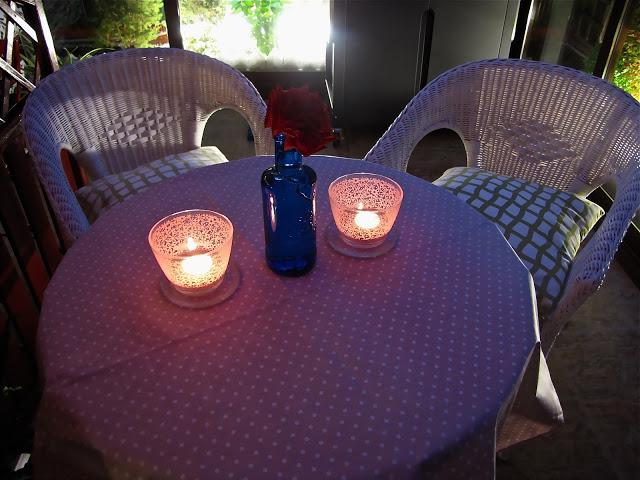 Una cena rom ntica solo para dos paperblog for Cenas romanticas en casa para dos