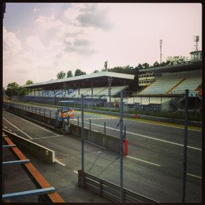 Pistas de Circuito de Monza