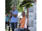 Vico Merklein nuevo récord mundial handbike Heidelberg Maratón Internacional