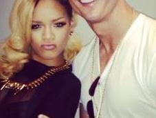 Cristiano Ronaldo Rihanna, ¿esconden romance?