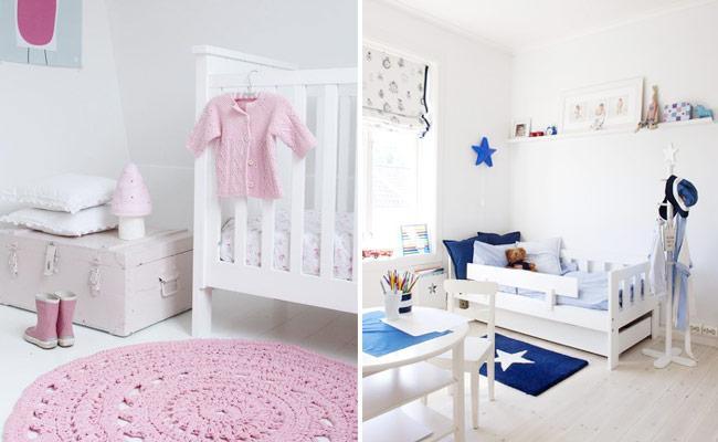 C mo decorar una habitaci n infantil paperblog for Decorar habitacion infantil pequena