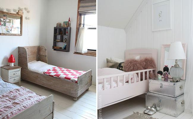 Decoracion vintage habitacion infantil - Dormitorios infantiles vintage ...