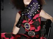 adolescentes juegan señoras Lanvin jovencísima Kate Moss para Versace