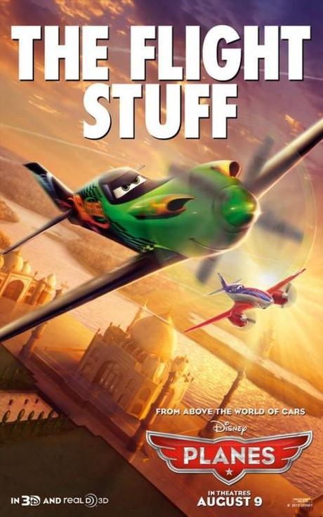 Nuevo póster de 'Aviones'
