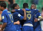 Francia derrota Ghana (2-1) jugará primera final Mundial Sub-20