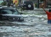 Desplaza 6,500 personas lluvia tras paso chantal