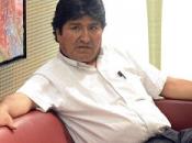 Morales agradece respaldo tras incidente Europa