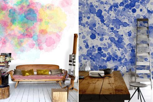 Decora tus paredes paperblog - Diseno de paredes pintadas ...