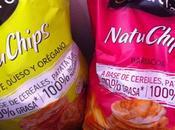 NatuChips, nuevo snack Grefusa