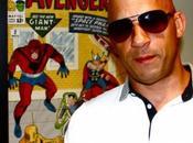 Diesel anuncia reunido Marvel