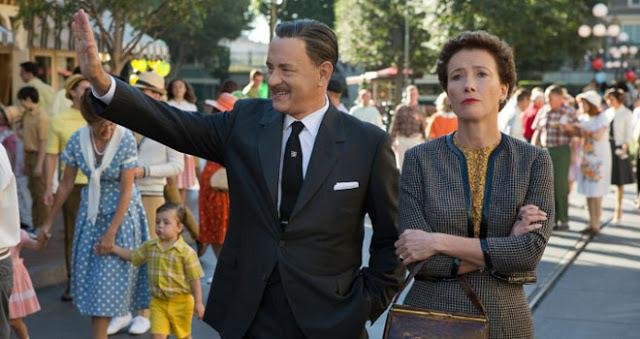 Y ahora el tráiler de 'Saving Mr. Banks', con Tom Hanks y Emma Thompson