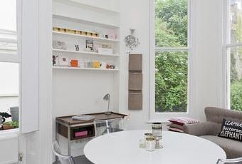 Un apartamento chic en londres a chic london apartment paperblog - Apartamento en londres ...