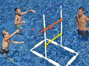 5 cosas juegos para la piscina que le encantar n a tus for Jocs de piscina