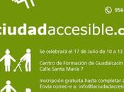 #Jornadas sensibilización materia #accesibilidad