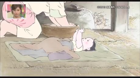Kaguya-Hime no Monogatari clip
