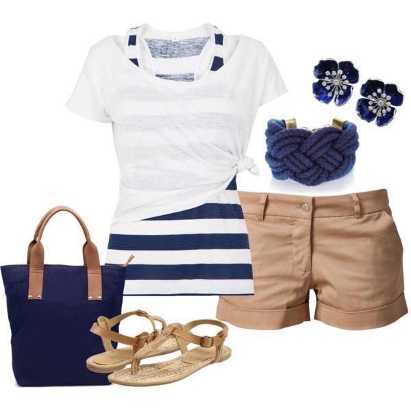 Ropa de verano conjuntos de ropa y outfits para el verano - Paperblog