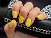 Amarillo Reto manicuras
