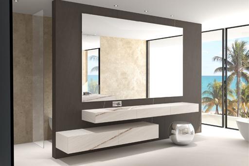 Diseños de cuartos de baño para la vivienda proyectada por a ...