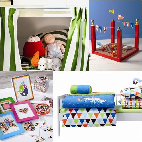 ikea niños 1 Catálogo Ikea Niños 2014