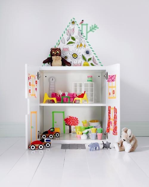 juguetes niños casa muñecas Catálogo Ikea Niños 2014