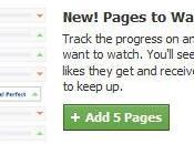 Facebook ayuda monitorizar páginas competencia nueva función Page watch