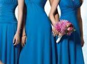 Vestidos dama honor para bodas playa