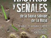 """Expo """"Huellas, rastros señales"""" (Casa Ciencias, Logroño, España)"""