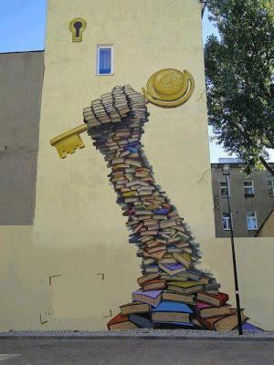 La educación es la llave del conocimiento