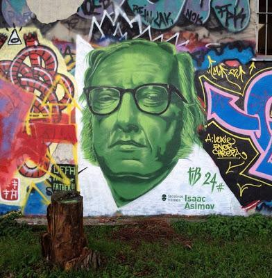 Graffiti de Isaac Asimov