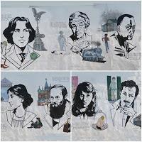 Los mejores graffitis literarios del mundo