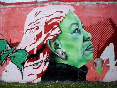 Graffiti de Toni Morrison
