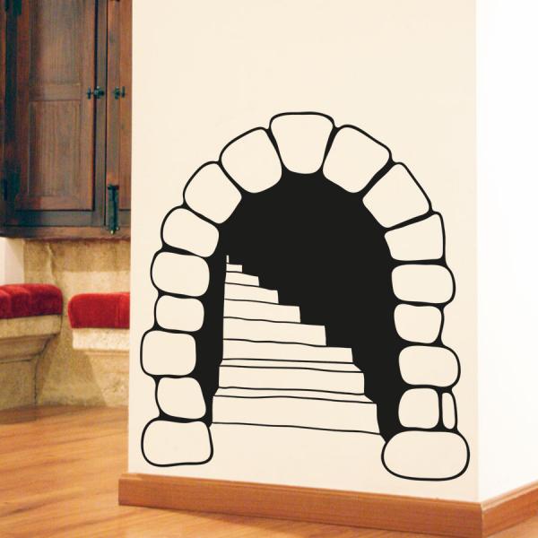 puertas vinilos decorativos para viajar