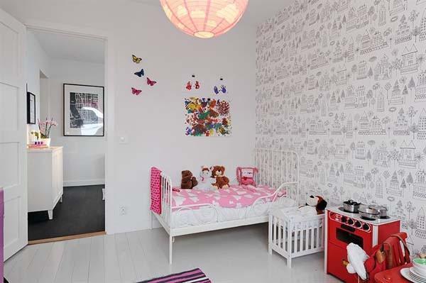 Decorar paredes con papel pintado paperblog - Decoracion de papel para paredes ...