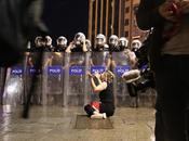 Mujeres turcas protestan contra patriarcado