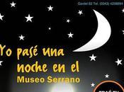 Noches juego Ciclo Cine Museo Serrano (Paraná, Argentina)