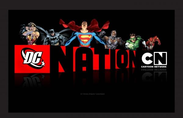 dc nation cartoon network