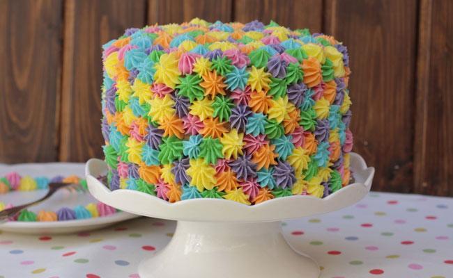 tarta de cumpleaos