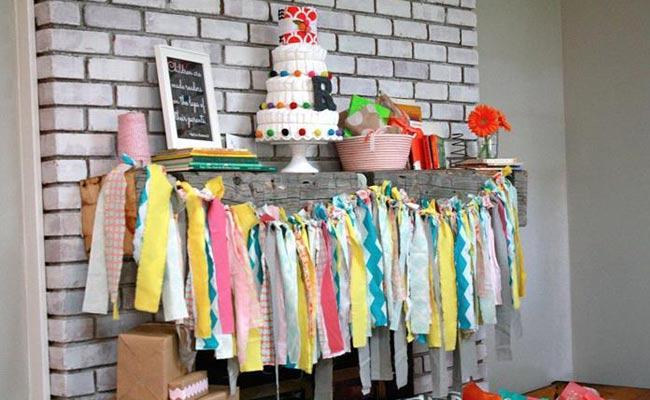 Ideas para decorar fiestas en casa paperblog - Decoracion cumpleanos adultos en casa ...