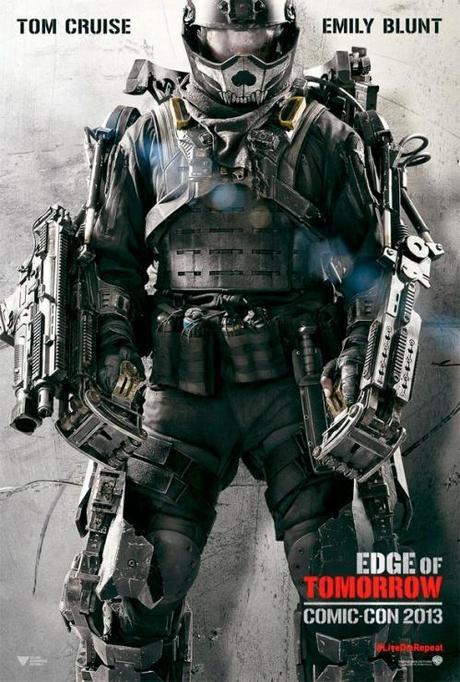 edge of tomorrow poster tom cruise