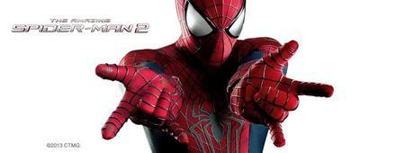 """Imagen con el logo oficial de """"The Amazing Spider-Man 2″"""
