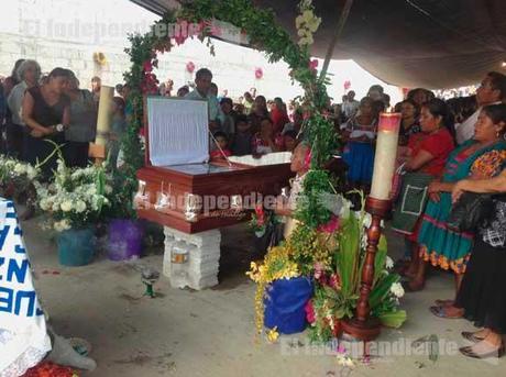 México: Fallece Padre Baron.   Teólogos de la liberación de México.