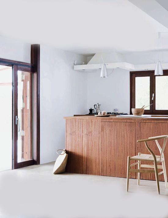 Una casa en ibiza de estilo escandinavo balear paperblog - Apartamentos en ibiza ...