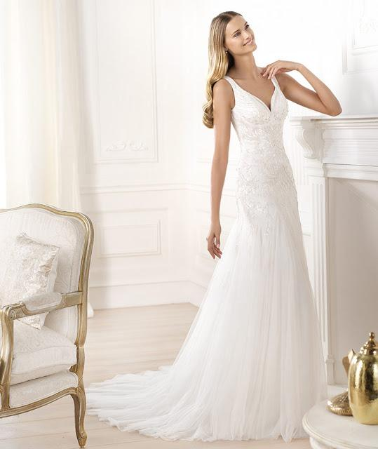 My Wedding Inspiration: vestidos de novia para casarse en la playa ...