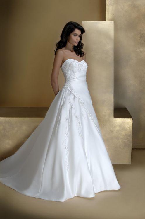 Para ver vestidos de novia