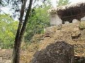 Ruinas mayas Topoxté, Guatemala