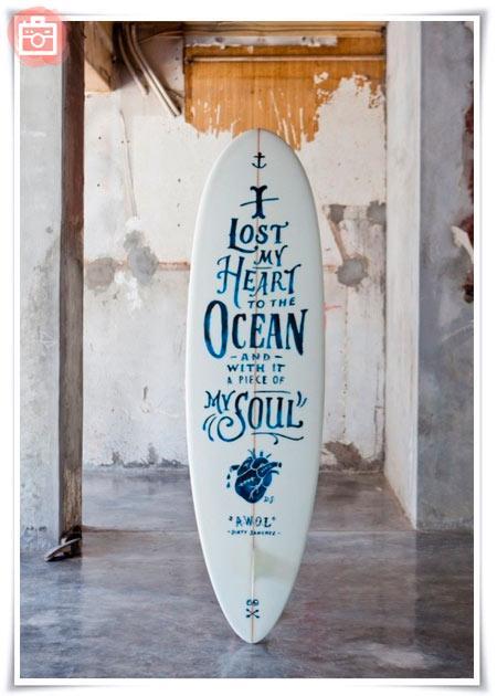 Foto del d a tabla de surf paperblog - Tablas de surf personalizadas ...